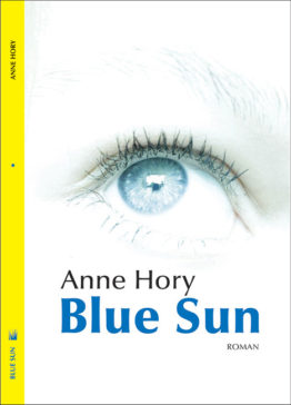 Couverture Blue Sun (Anne Hory)