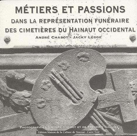 Métiers et passions dans la représentation funéraire