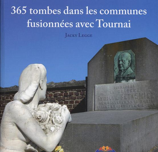 365 tombes dans les communes fusionnées avec Tournai