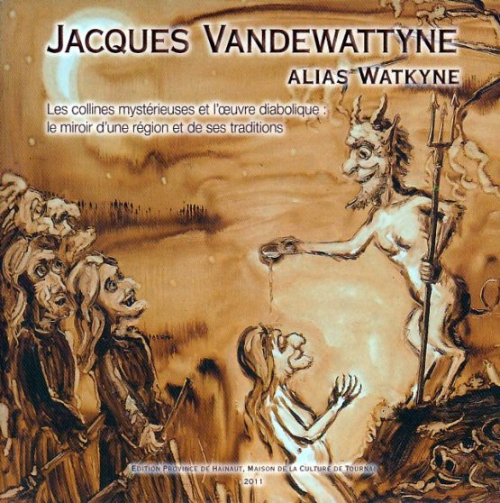 Jacques Vandewattyne alias Watkyne