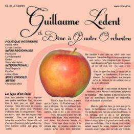 Guillaume Ledent & Dîne à Quatre Orchestra