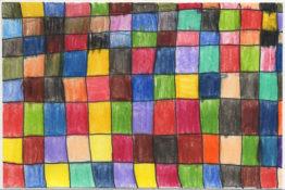 Ludivine Flips (Crayons de couleurs)