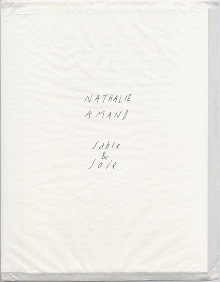 Sable & soie (Nathalie Amand)