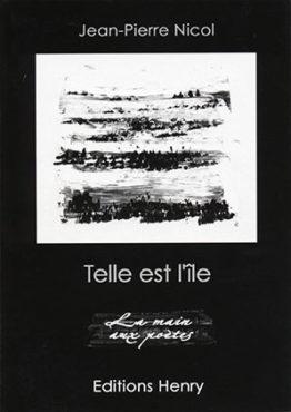 Tel est l'île (jean-Pierre Nicol)