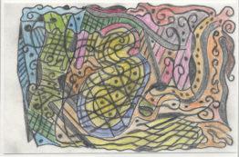 Raoul Hureau (Crayons de couleurs)