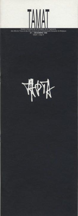 TAMAT N°37 : décembre 98