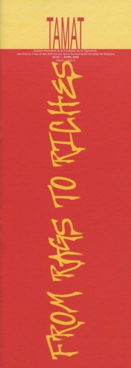 TAMAT N°42-43 : avril 2000