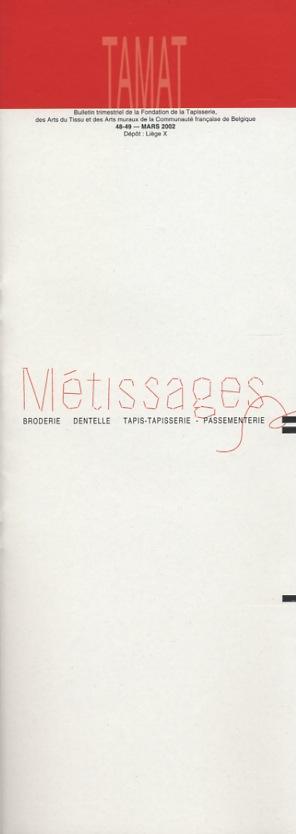 TAMAT N°48 - 49 : mars 2002