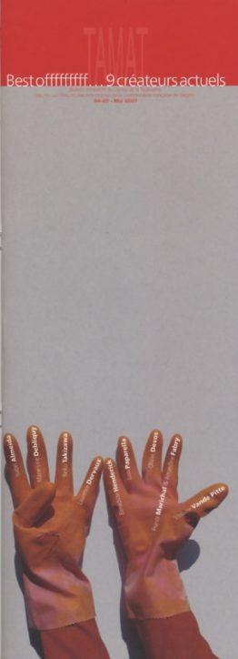 TAMAT N°64 – 65 :mai 2007