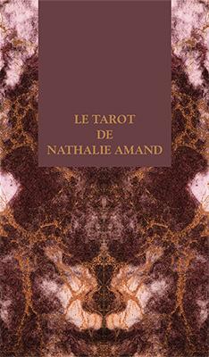 Le Tarot de Nathalie Amand, livre-objet de 78 cartes